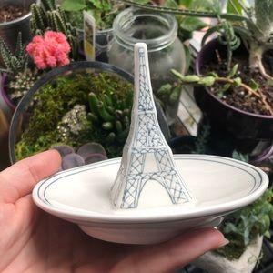 Molly Hatch Eiffel Tower Ring Dish Anthropologie